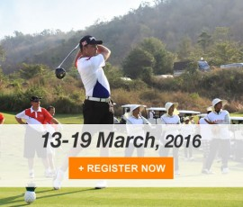 Amari Hua Hin Amateur Golf Week – March 2016